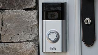 Slimme deurbel Ring stuurt datagegevens naar adverteerders