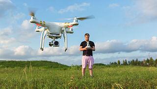 Meer incidenten met drones gemeld