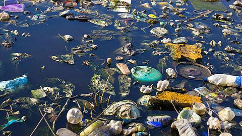 Volksgezondheid niet in gevaar door microplastic in drinkwater}