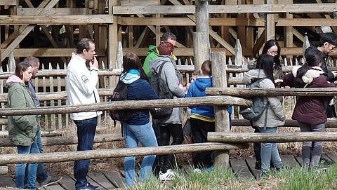 Rookverbod in wachtrij pretparken en dierentuinen