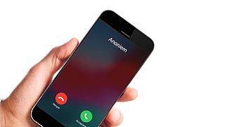 Hoe kun je een anonieme beller stoppen? En kun je het nummer achterhalen?
