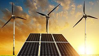 Meer bijdragen aan zonne- en windenergie