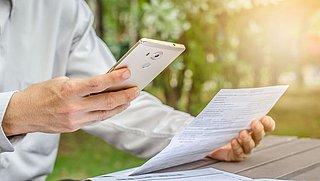 'Let op voor doorverbindnummers BelastingTelefoon'