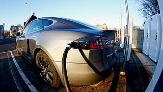 Verkoop van elektrische auto's flink gestegen