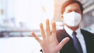 Mondkapjesplicht als je een beperking of ziekte hebt, zo zit het