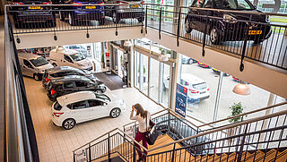 Minder nieuwe auto's verkocht in 2016