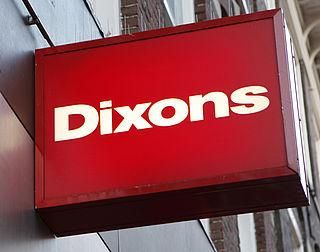 Winkelketens Dixons en MyCom failliet
