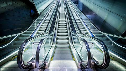 Liftinstituut start campagne voor veilig gebruik roltrap