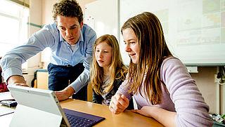 Leerlingen krijgen te weinig les in digitale ontwikkelingen