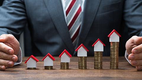 'Huizenprijzen nemen sneller toe dan gedacht'