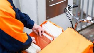 Mag je verkeerd geadresseerde post weggooien?