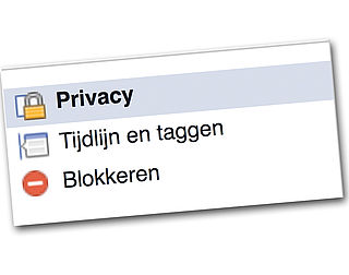 Meer controle over je Facebookgegevens - 5 tips