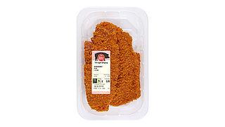 Dekamarkt roept schnitzel met verkeerd etiket terug