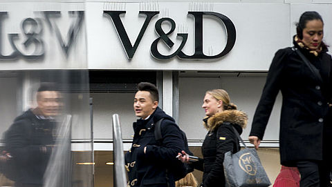 V&D keert terug als webshop VD.nl}