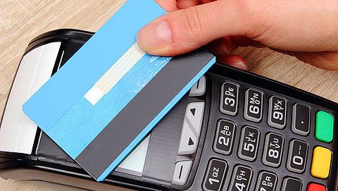Contactloos betalen groeit in populariteit