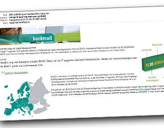 Ook IBAN-phishing uit naam van ABN