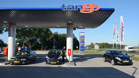 Merendeel tankstations onbemand