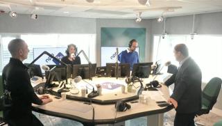 Radio-uitzending 24-03-2018