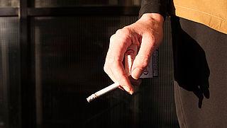 'Sjoemelsigaret draagt bij aan longkanker'