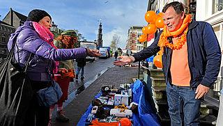 Geld verdienen op de vrijmarkt: 15 tips voor Koningsdag