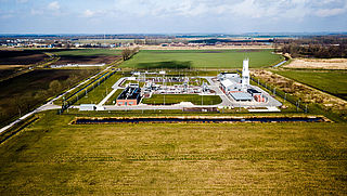 RIVM: hogere concentraties ammoniak in de lucht door warmte