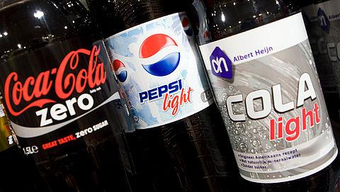 Suikervrije dranken en bronwater goedkoper