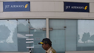 'Jet Airways is failliet verklaard'