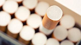 Geen strafrechtelijke vervolging tabaksindustrie