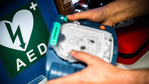 Hartstichting: nog duizenden AED-apparaten nodig