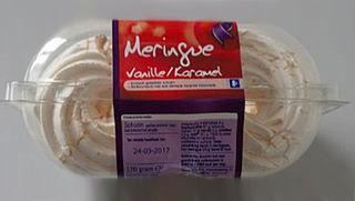 Albert Heijn roept meringue schuimpjes terug vanwege gluten