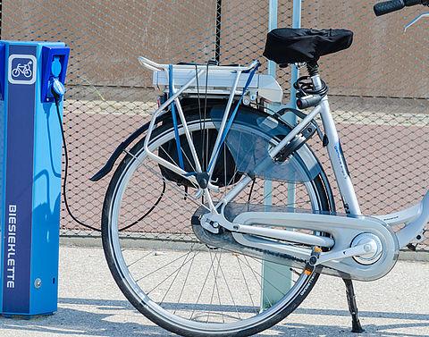 Een op de tien nieuwe e-bikes gestolen}
