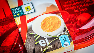 NVWA: 'Geen zorgen over hoeveelheid fipronil in eiersalade en mayonaise'
