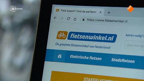 Fietsenwinkel.nl belooft klachten nu écht op te lossen}