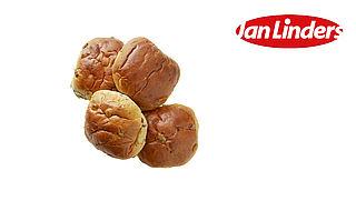 Waarschuwing: mogelijk plastic in rozijnenbollen Jan Linders