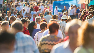 Nederland door grens 17 miljoen inwoners