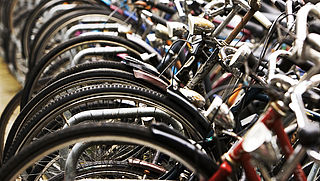 Dit moet je doen als jouw fiets een weesfiets is