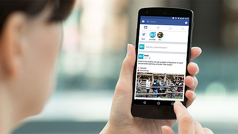 Hoe werkt de nieuwe Facebook-functie Verhalen?}