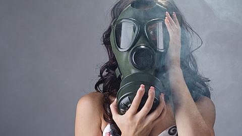 Pas op: mogelijk asbest in gasmaskers}