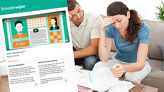 Nieuw online platform maakt schulden inzichtelijk