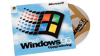 Tieners en Windows 95: 'Gaat hier een floppy-disk in?'