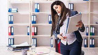 '40% van de vrouwen benadeeld op arbeidsmarkt vanwege zwangerschap'