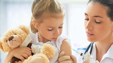 Vaccinatieplicht voor kinderen op crèches voorlopig niet van kracht