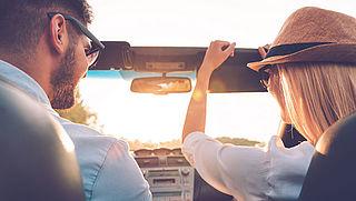 Jonge bijrijders zijn groot gevaar in auto