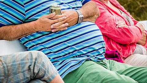 Bijna een derde van de mensen heeft overgewicht