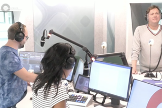 Radio-uitzending 18-08-2018