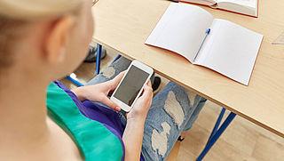 Mobieltjesverbod op school? Goed plan, vindt meerderheid