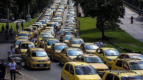 Wat is jouw ervaring met het taxivervoer in een ander land?}