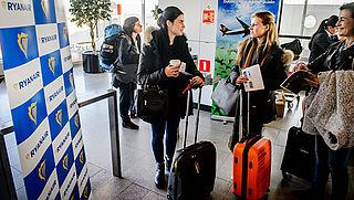 Ryanair gaat strengere regels invoeren voor handbagage
