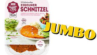 Jumbo roept plantaardige zigeunerschnitzel terug