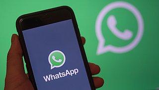 Whatsapp blokkeert berichten als voorwaarden niet geaccepteerd worden